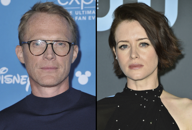 Paul Bettany, Claire Foy