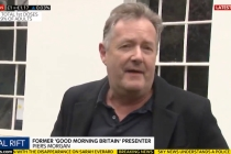 Piers Morgan Stands by Meghan Markle Comments, Calls Oprah Interview a 'Diatribe of Bilge' — Watch Video