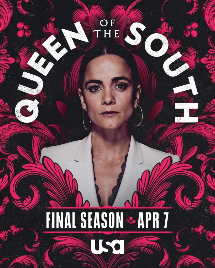 Queen of South Season 5 Poster