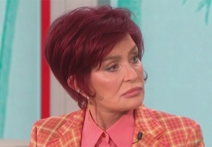 Sharon Osbourne Piers Morgan Racism