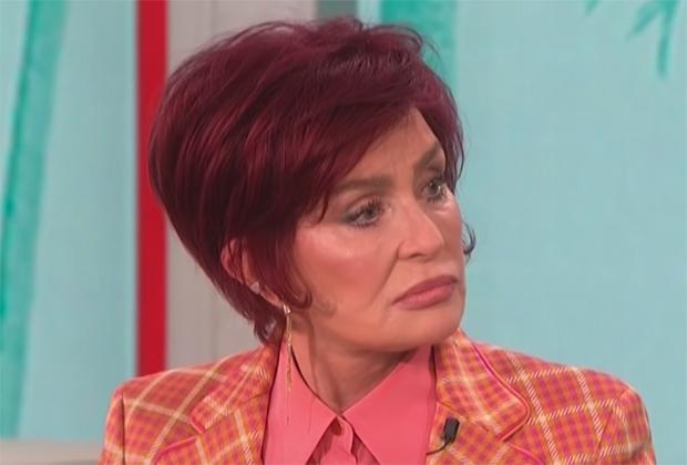 Sharon Osbourne Piers Morgan Racism