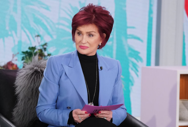 Sharon Osbourne To Get Millions In Payout After Leaving The Talk Tvline