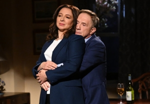 SNL - Martin Short and Maya Rudolph - Kamala Harris, Doug Emhoff