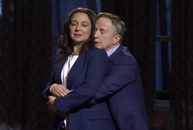 SNL: Martin Short Cast as (Sexy?) Second Gentleman Doug, Opposite Maya Rudolph's Kamala Harris
