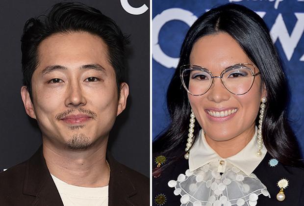 Steven Yeun Ali Wong Netflix