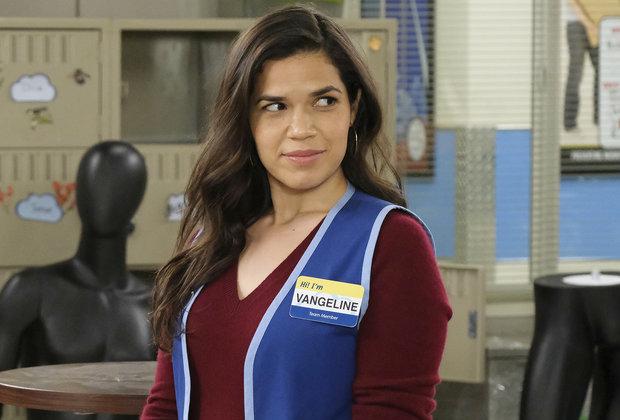 Superstore Series Finale - America Ferrera Returning as Amy