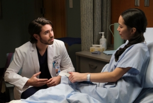 The Good Doctor 4x13 - Asher and Maya