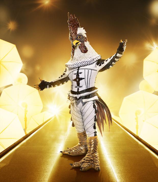 The Masked Singer Season 5 Cluedle-Doo