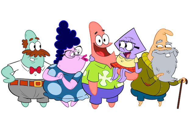 Patrick Star Show: Second SpongeBob Spinoff Ordered at Nickelodeon