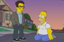 The Simpsons Sneak Peek: Homer Meets J.J. Abrams (and His Lens Flare)