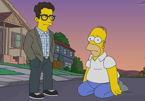 The Simpsons J.J. Abrams Video