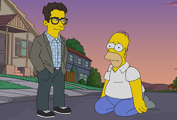 The Simpsons J.J. Abrams Video