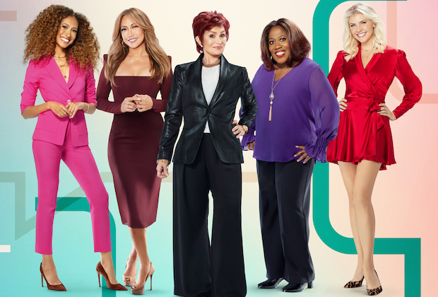 Video: The Talk Returns Minus Co-Host Sharon Osbourne — Watch Sheryl Underwood's Message to Viewers