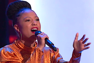 the-voice-recap-ainae keegan ferrell blind auditions