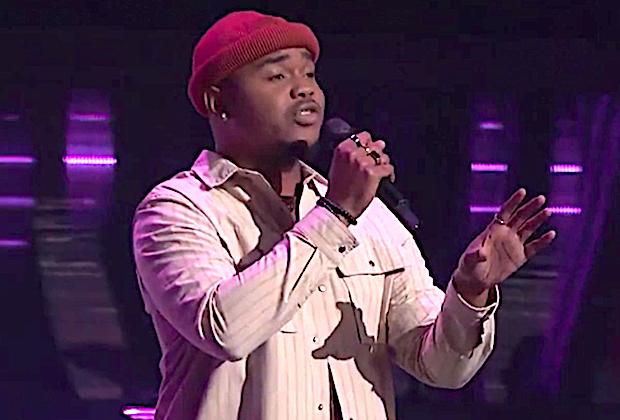 the voice recap connor christian Deion warren blind auditions
