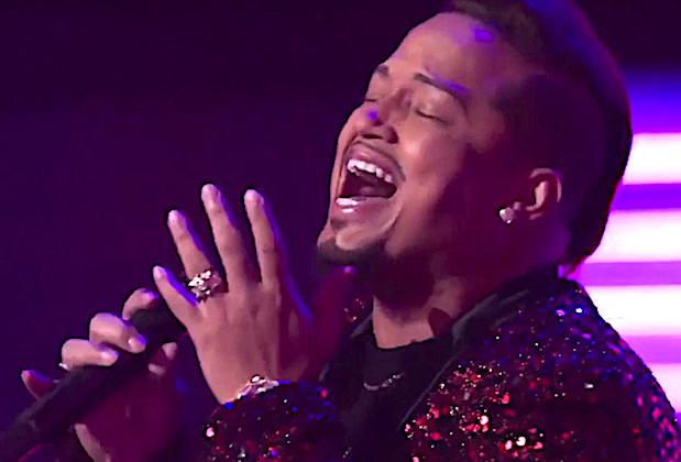 The voice recap avery Roberson jose Figueroa jr blind auditions