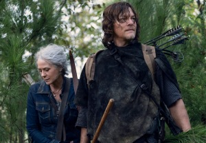 the walking dead spoilers daryl carol after fight connie