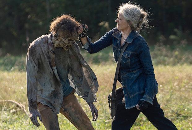 the walking dead recap season 10 episode 21 diverged