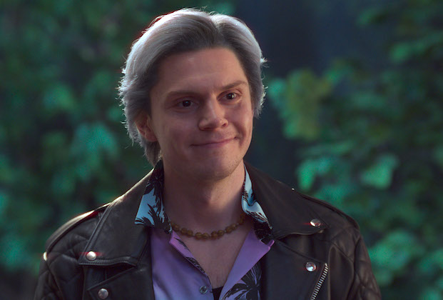 Evan Peters as Pietro in Marvel Studios' WANDAVISION exclusively on Disney+. Photo courtesy of Marvel Studios. ©Marvel Studios 2021. All Rights Reserved.