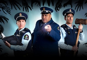 Wellington Paranormal The CW