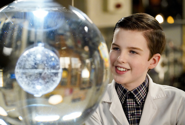 Young Sheldon Renewed for Season 5, 6, 7