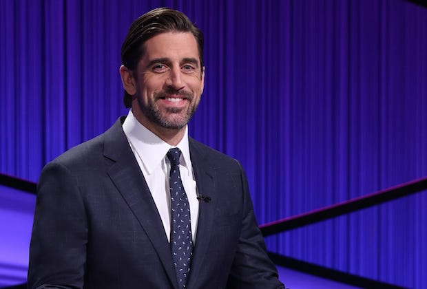 Aaron Rodgers Hilariously Trolls Jeopardy! Contestants for Fumbling Green Bay Packers Clue — Watch