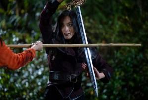 Yvonne Chapman in Kung Fu Season 1
