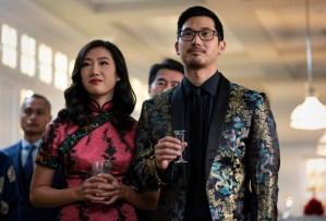 Olivia Liang and Jon Prasida in Kung Fu Season 1