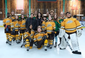 The Mighty Ducks: Game Changers Reunion