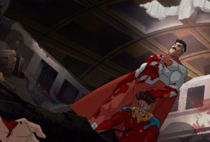 Invincible, Omni-Man and Mark