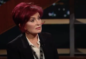 Sharon Osbourne Real Time