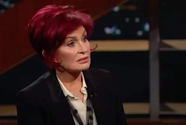 An 'Angry' and 'Hurt' Sharon Osbourne Tells Bill Maher 'I've Been Called Many Things, But a Racist I Will Not Take'