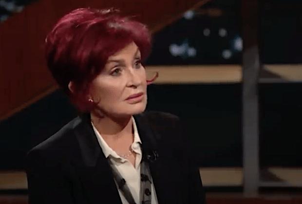 Sharon Osbourne Real Time