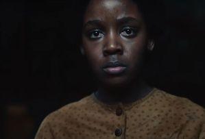 The Underground Railroad, Cora closeup