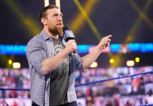 Daniel Bryan on WWE's Friday Night SmackDown