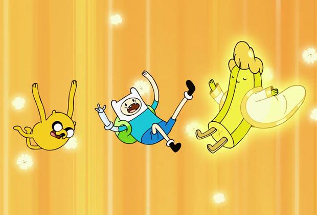 Adventure Time Trailer