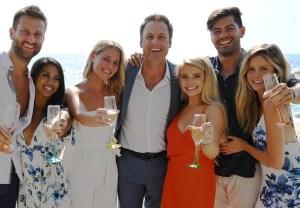Bachelor in Paradise Host