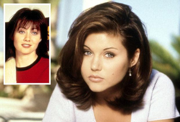Beverly Hills 90210 Tiffani Thiessen Shannen Doherty