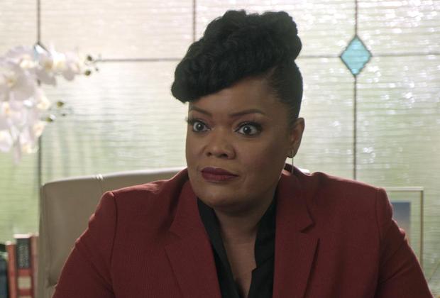 Big Shot 1x01 - Yvette Nicole Brown