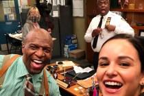Brooklyn Nine-Nine Is 'Ba-Ba-Ba-Back' in Season 8 Production Photos