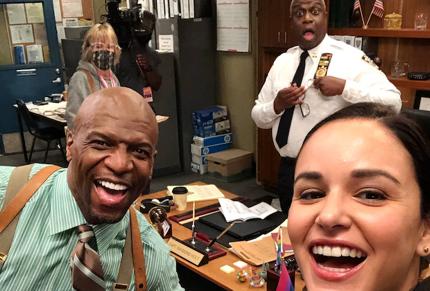 Brooklyn Nine-Nine Season 8