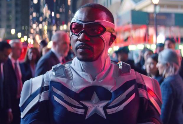 Falcon Winter Soldier Renewed