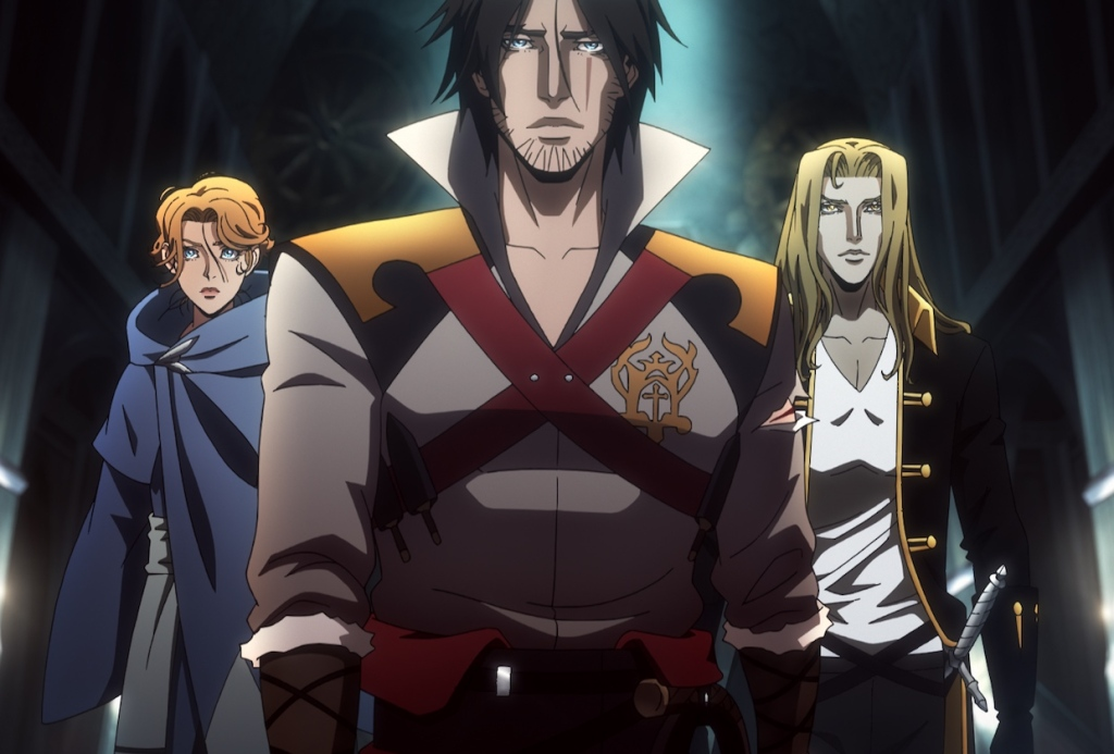 TVLine Items: Castlevania Cancelled, The Boys Spinoff Casting and More