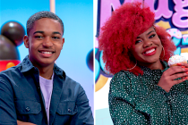 Disney's Issac Ryan Brown, Dara Renee Set to Host Disney's Magic Bake-Off, a New Cooking Competition for Kids