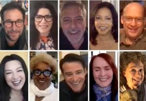 'ER' Cast Reunion 2021