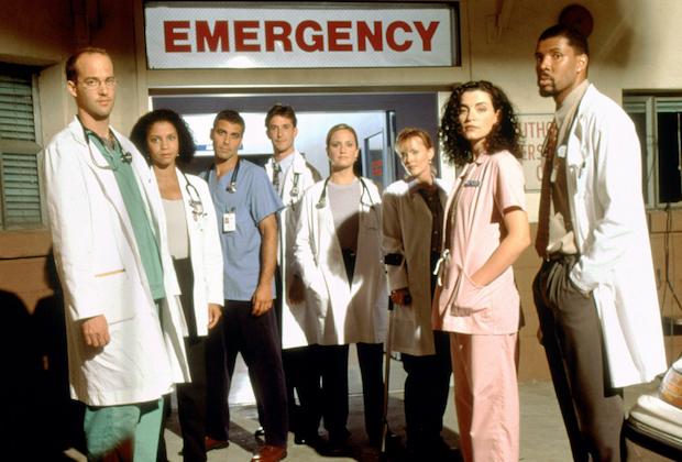 'ER' Cast