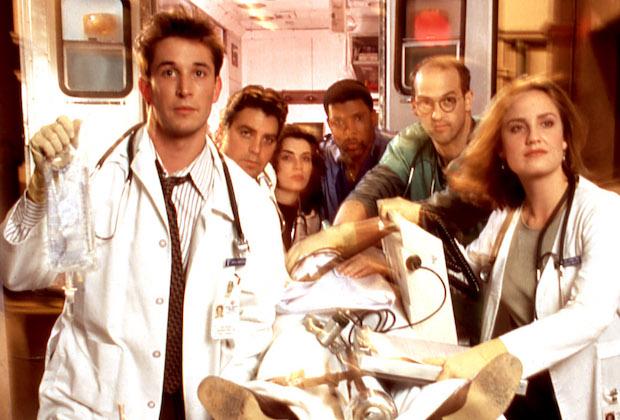 ER - Season 1 Cast Photo