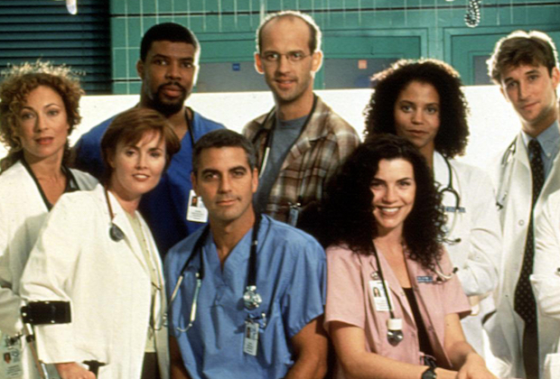 ER Cast Reunion: OG County General Crew Is Back — Watch Video