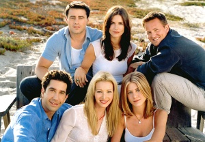 Friends Reunion Special