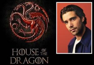 Game of Thrones Prequel House of the Dragon Cast Fabien Frankel